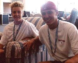 Brendan Evans & Brett Joelson