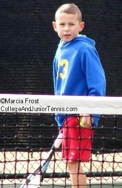 Noah Schachter Tennis