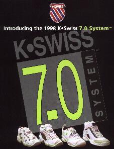 K-Swiss Ad